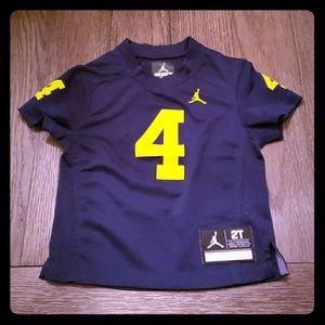 Michigan 4 Jersey